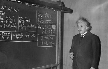14 листопада 1908 Альберт Ейнштейн представив квантову теорію світла