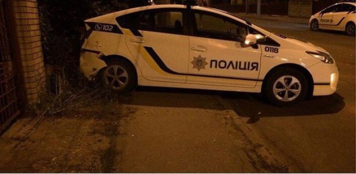 ДТП поліція