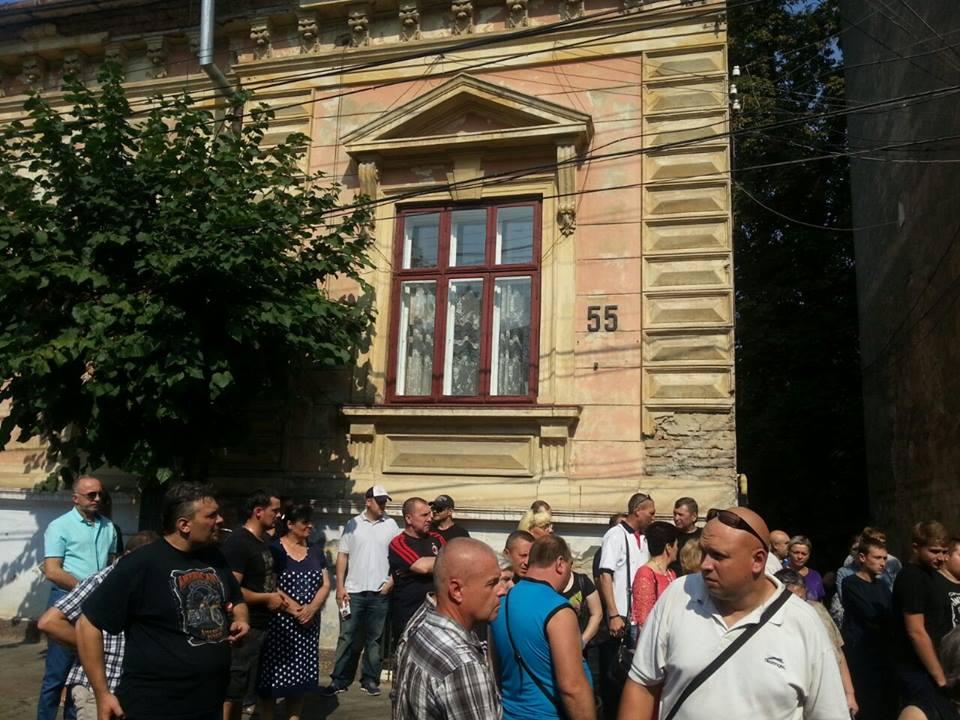 вбивство вул. Українська