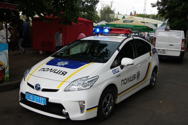 патрульна поліція автомобіль