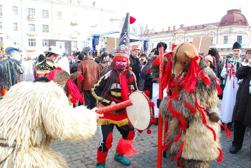 Фестиваль в Черновцах