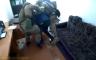 У поліції оприлюднили відео затримання екс-міліціонера, який пропонував хабар працівнику поліції
