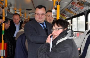каспрук тролейбус