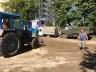 Вулицю, зруйновану будівельниками Бурбака, ремонтуватимуть за кошти чернівчан