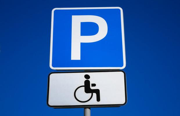 паркування інваліди