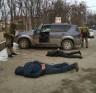 У зловмисників, які вимагали 20 тисяч євро, вилучили автомат Калашникова та пістолет (фото)