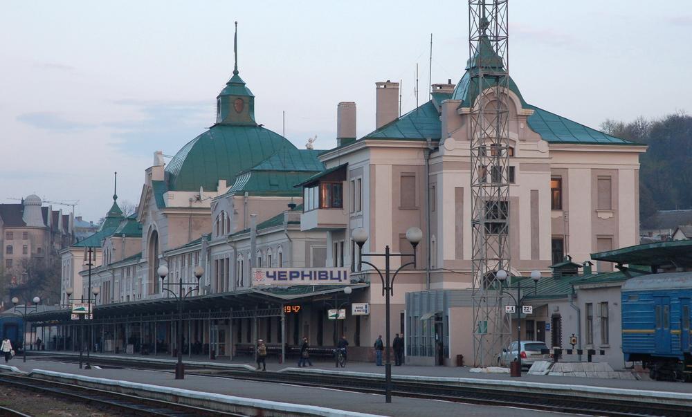 вокзал_чернівці
