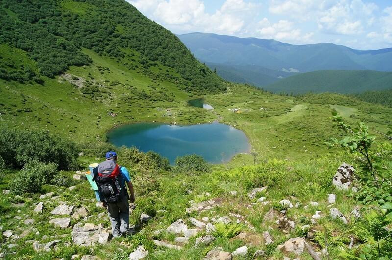 гори Ворожеска