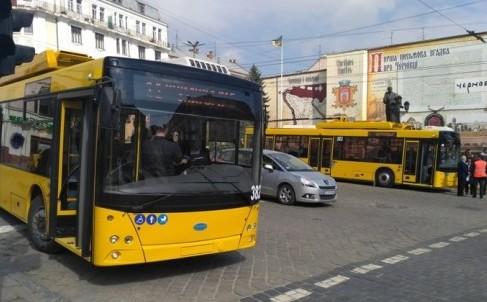 нові тролейбуси