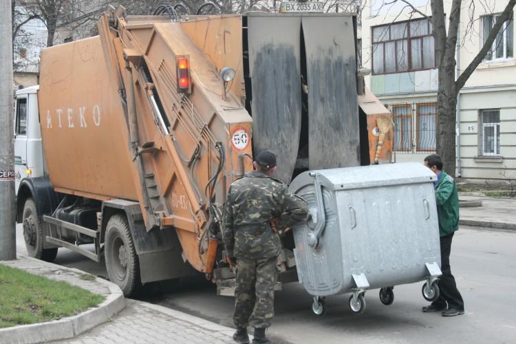 сміттєвоз