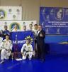Чернівецька організація «За життя» підтримала команду буковинських рукопашників на змаганнях за кубок України