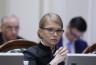 За даними анкетування 2,5 млн українців Юлія Тимошенко перемагає на виборах президента