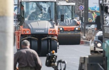 проспект ремонт дорога